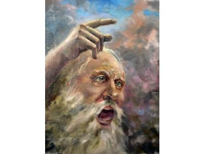 "Картина ""Пророк"""