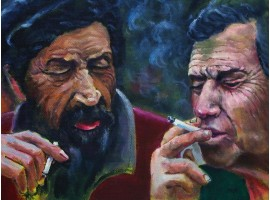 """Курильщики"""