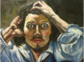 """Портрет """"Густав Курбе (Gustave Courbet)"""""""