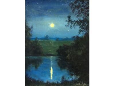"""Картина """"Лунный свет"""""""