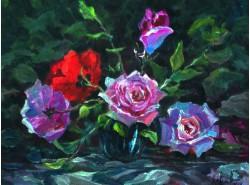 "Натюрморт ""Розы"