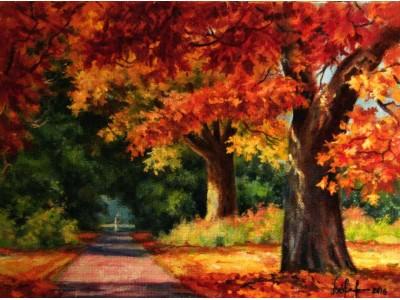 Картины всех стилей масляной живописи