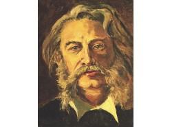 Портрет Д.В.Григоровича (копия, оригинал И.Н.Крамской).