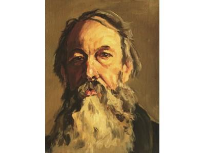 Портрет В .В. Стасова